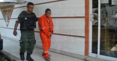 Sentencian a 40 años al asesino de anciana