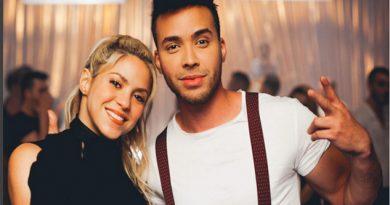 Shakira al ritmo de la bachata