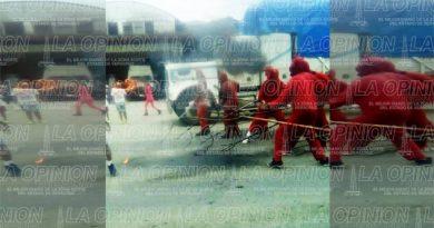 Trifulca durante el Carnaval