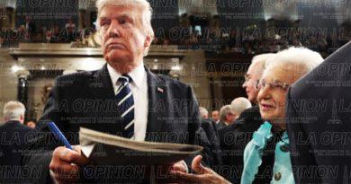 Trump quita a Irak de su lista negra