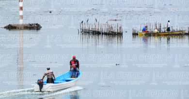 Veda perdida, pescadores resignados
