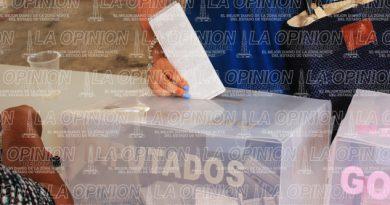 Veracruz, con más delitos electorales