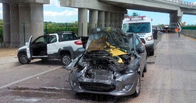 Violento Accidente Carretera Tuxpan México
