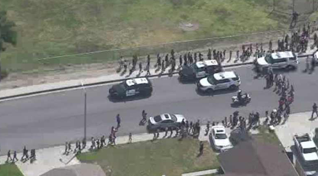 4 muertos y dos heridos en tiroteo en escuela de California