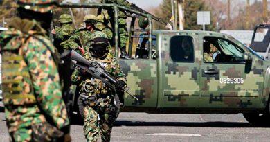 Abaten Fuerzas Federales Comandante Toro