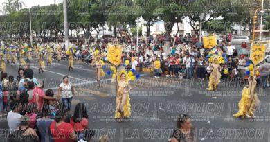Alegría en Poza Rica con el Carnaval Turístico de La Opinión