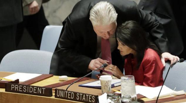 """Alerta ONU por """"riesgo de una escalada"""" del conflicto en Siria tras intervención de EU"""