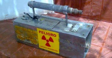 Alerta en 9 estados por fuente radiactiva robada