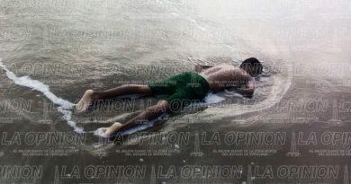 Aparece el cuerpo del joven que fue arrastrado por la marea