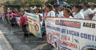 Arranca la primera Jornada Nacional de lucha contra el dengue, chikungunya y zika