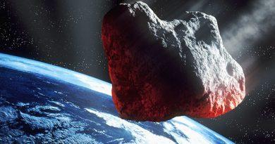 Asteroide pasará a 1.8 millones de kilómetros de la Tierra