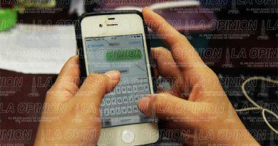 Aumentan extorsiones telefónicas en Cazones