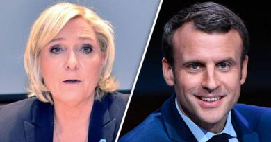 Batalla final por la presidencia francesa