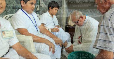 Católicos olvidan el evangelio