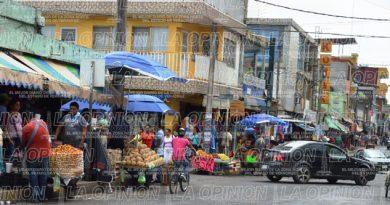 Crece el caos en zona centro de la citrópolis
