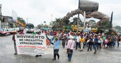 Desalojados de los predios El Guayabo exigen devolución de tierras
