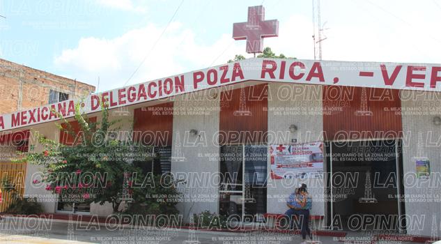 Disminuye PEMEX apoyo a Cruz Roja