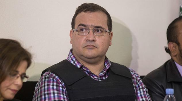 Duarte no quiere entregarse a las autoridades mexicanas