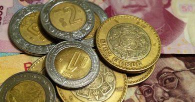 El peso mexicano no volverá a los mínimos históricos