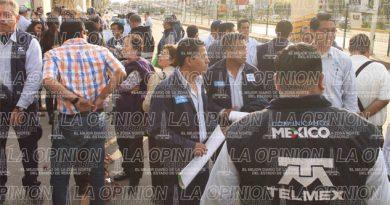 Emplazan a huelga a TELMEX