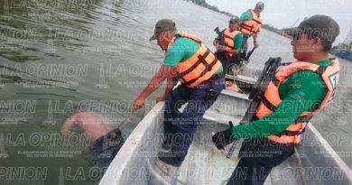 Era policía el joven hallado en el río Tuxpan