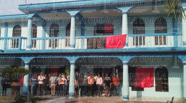 Estalla huelga en el ayuntamiento de Chinampa de Gorostiza