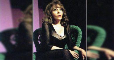 Fallece la actriz Margarita Isabel
