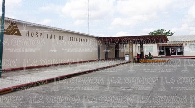 Faltan especialistas en el hospital de Entabladero