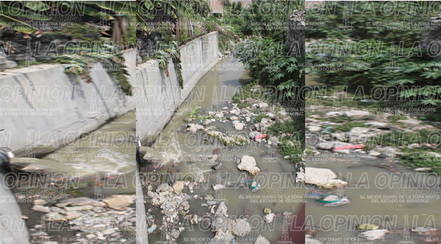 Grave contaminación
