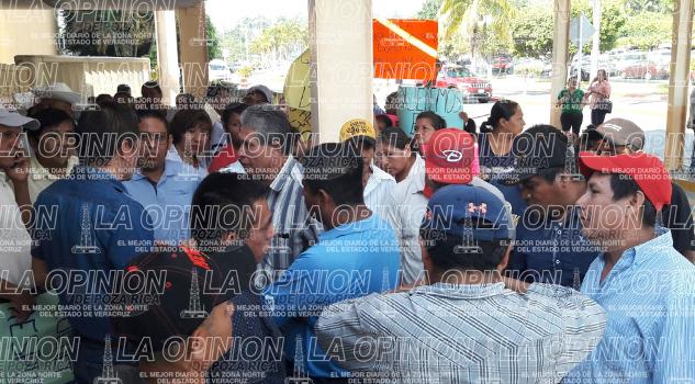 Habitantes de la comunidad Guadalupe Victoria exigen la construcción de una escuela