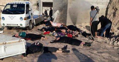 Habrá nuevos ataques químicos contra Siria