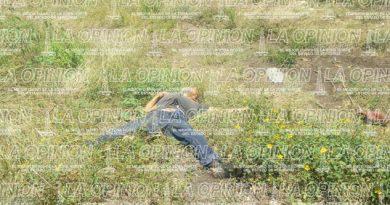 Hallado muerto en la carretera