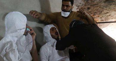 Hallan indicios de gas sarín o cloro en víctimas de presunto ataque en Siria