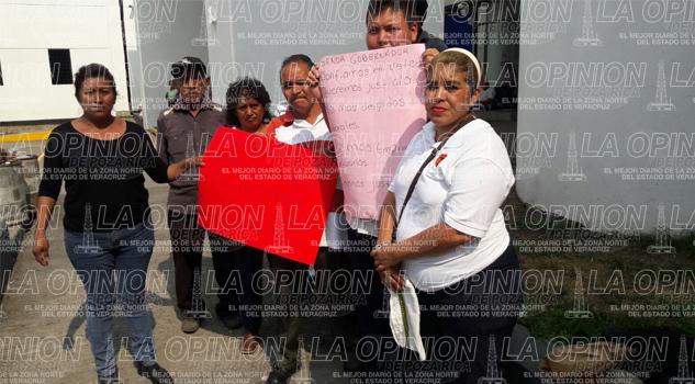Inconformidad entre trabajadores por la llegada de la empresa Radari