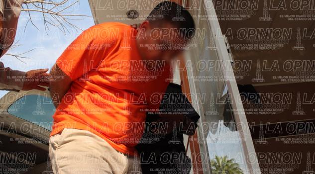 Inicia audiencia contra Edgar Ariel Domínguez por el delito de pederastia