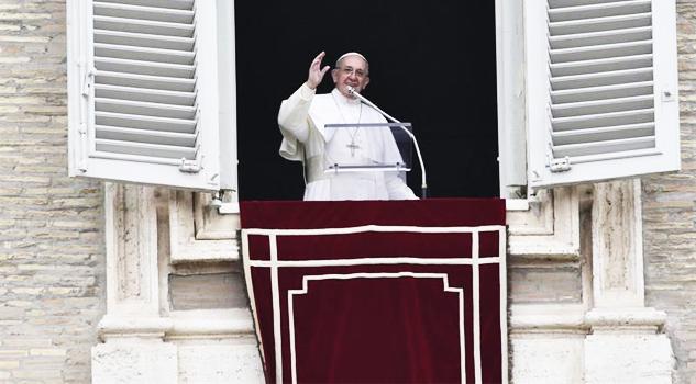 Instala el Papa una lavandería para las personas más pobres de Roma