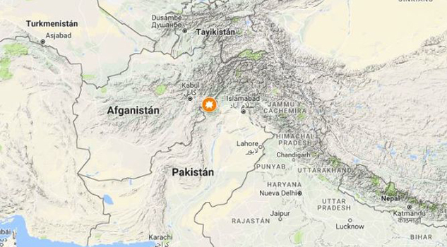 Lanza EU la bomba no nuclear más poderosa en Afganistán