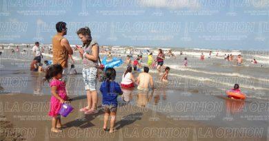 Las playas están listas; recibirán a miles de turistas