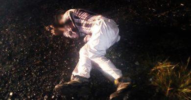 Lo mataron de un balazo; lo hallan cerca del basurero