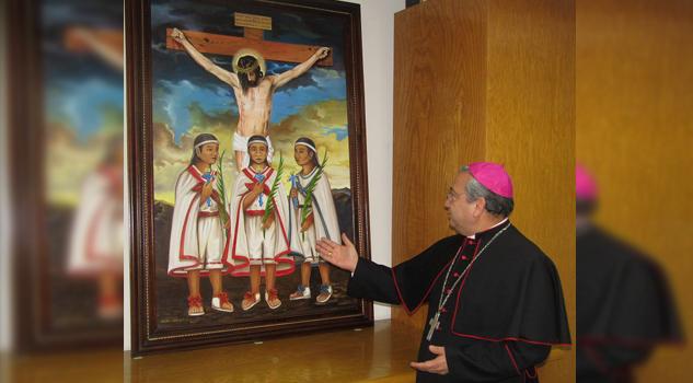 Los niños mártires de Tlaxcala serán canonizados en Octubre