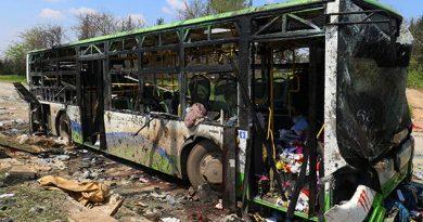 Más de 60 niños perdieron la vida en atentado en Siria