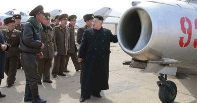 Norcorea está preparado para un ataque nuclear contra EU