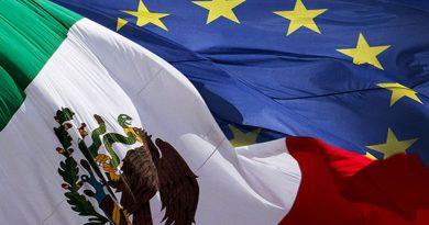 Nuevo TLC con la Unión Europea es primordial para México