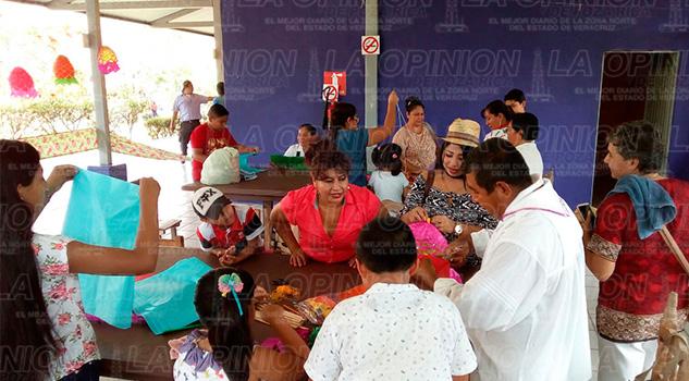 Inicia actividades el Festival Kani Tajin