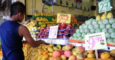 Por primera vez inflación supera el 5 por ciento