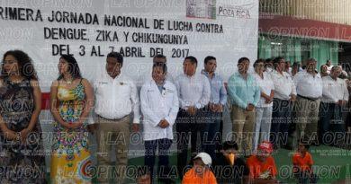 Poza Rica, primer lugar con más casos de dengue