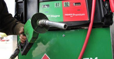 Precios de las gasolinas este lunes