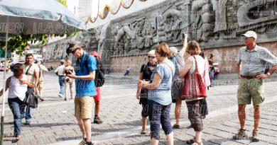 Preparan recepción de turismo