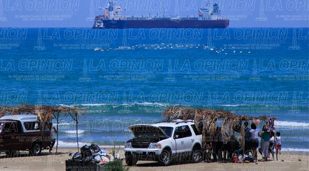 Profepa investiga derrame petrolero