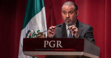 Publica PGR acurdo por el cual se crea la Fiscalía Anticorrupción